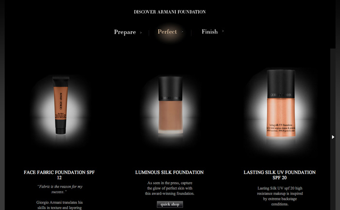 Finding the right foundation